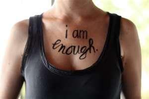 Good enough…